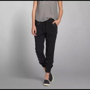 Abercrombie & Fitch Jogger Black Pants